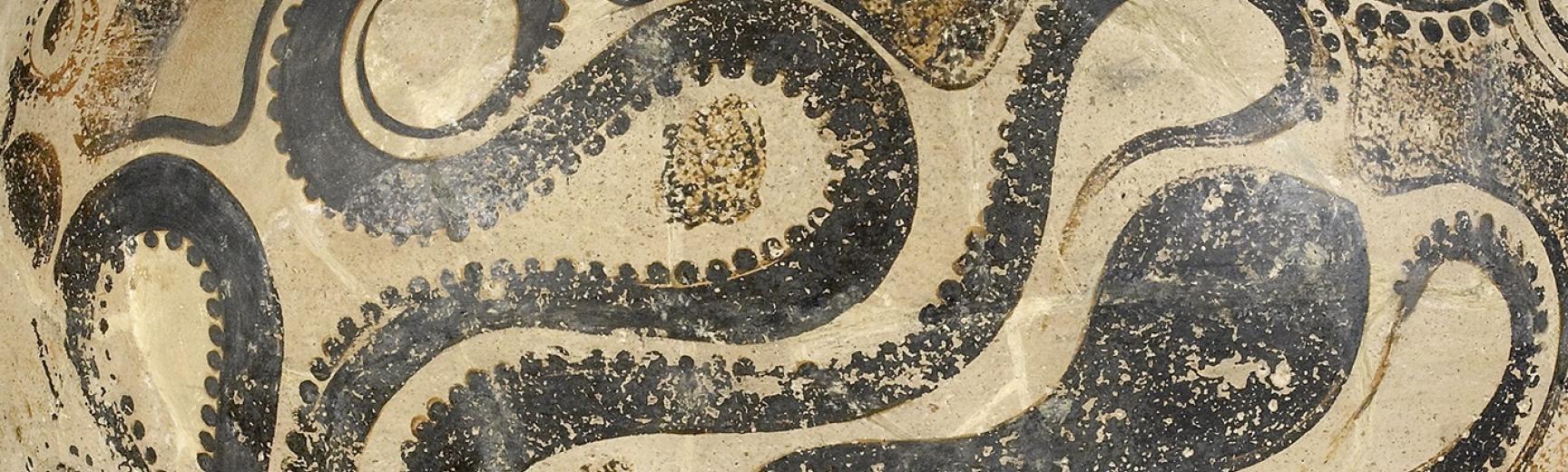 Octopus Jar detail AN1911.608