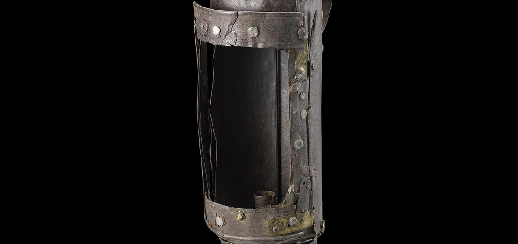 Guy Fawkes' lantern (detail)