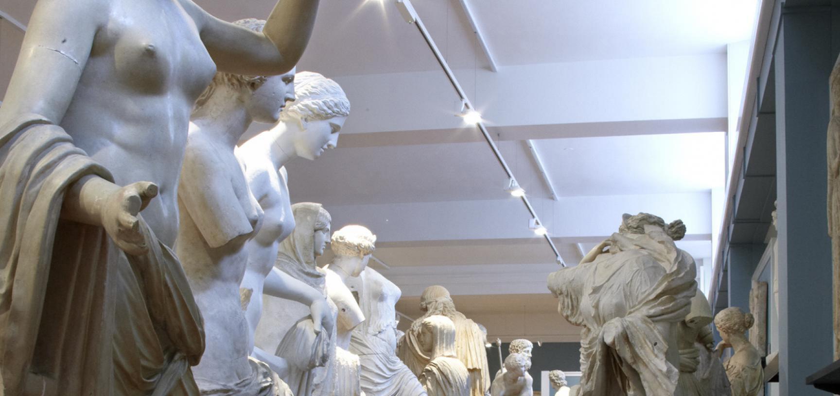 ashmolean cast gallery