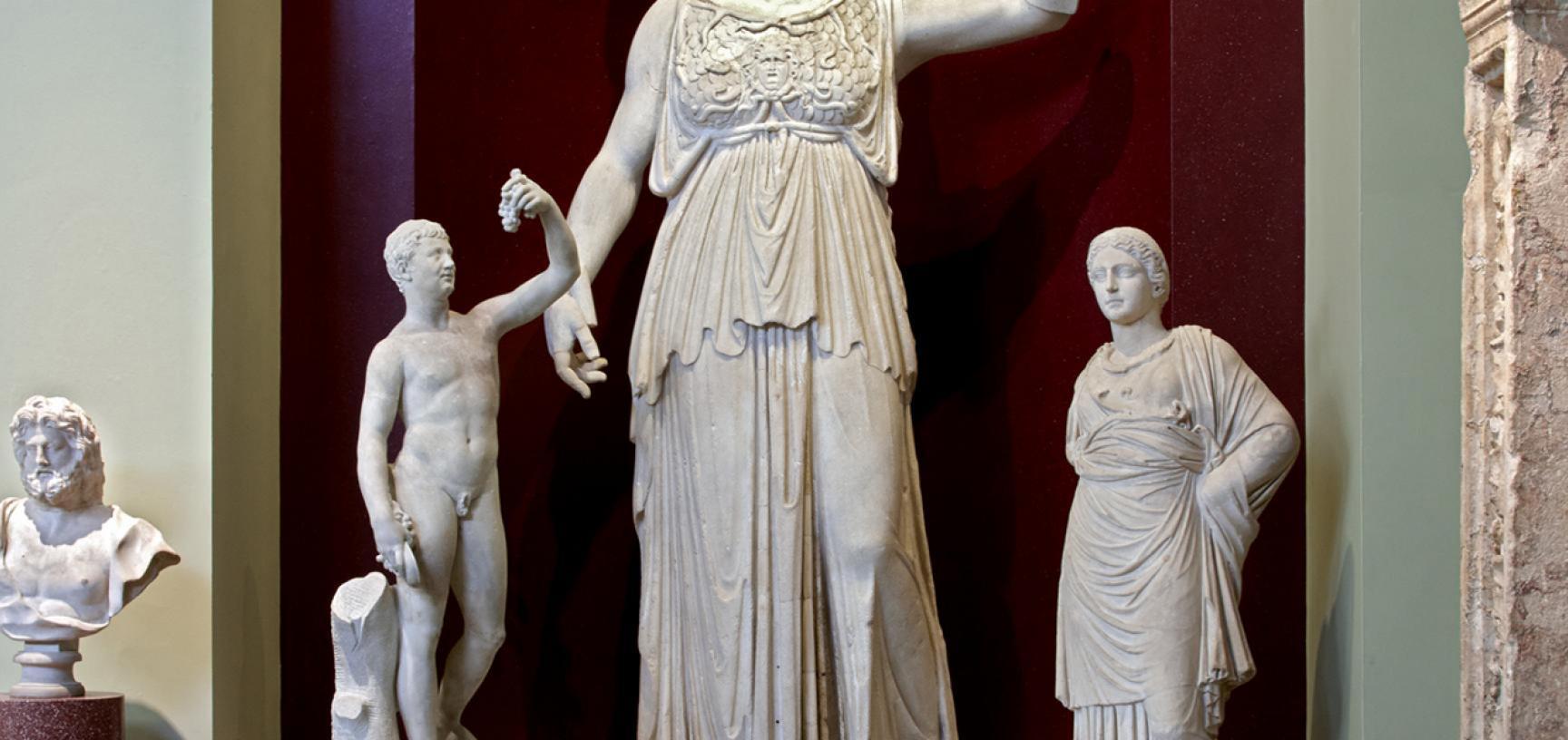 ashmolean greek and roman sculpture