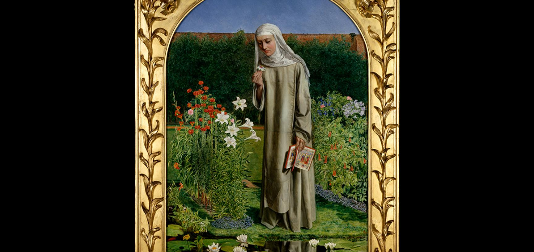 Charles Allston Collins, Convent Thoughts