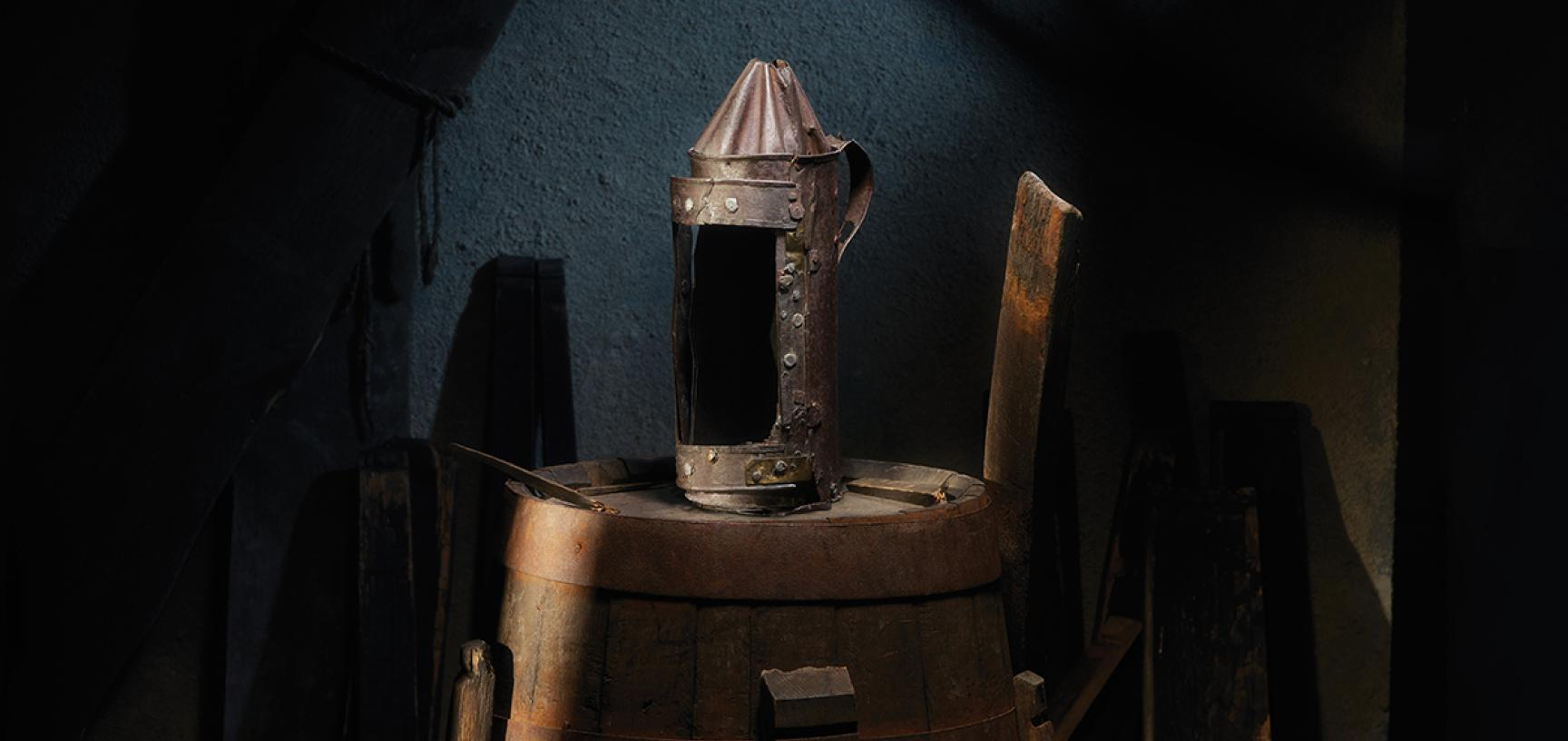 Guy Fawkes' Lamp