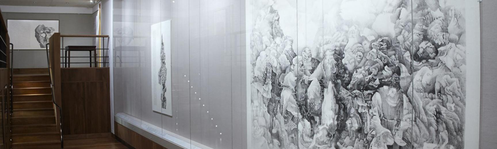ashmolean china galleries