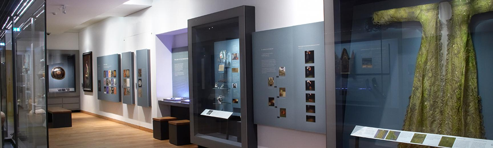 Gallery 4, Conserving the Past