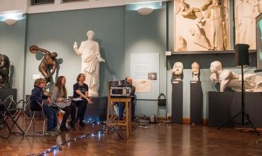 Ashmolean Venue Hire – Activities in the Cast Gallery