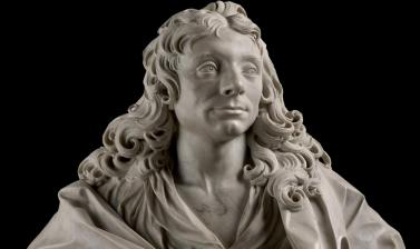Bust of Sir Christopher Wren by Edward Pierce (c. 1630-1695) – The Baroque Art Gallery at the Ashmolean Museum