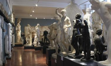 Ashmolean Museum Lower Cast Gallery