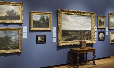Dutch Art Gallery at the Ashmolean Museum