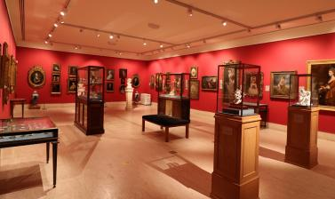 ARTS OF THE 18TH CENTURY Gallery at the Ashmolean