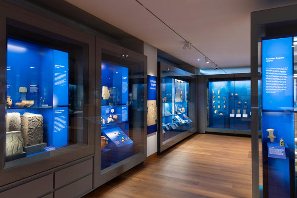 The Ashmolean's Gallery of the Ancient Middle East