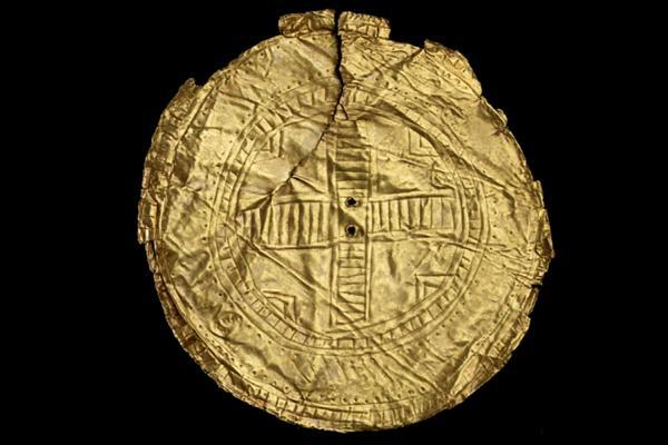 an 1836 p 139 372 the ballyshannon sun disc