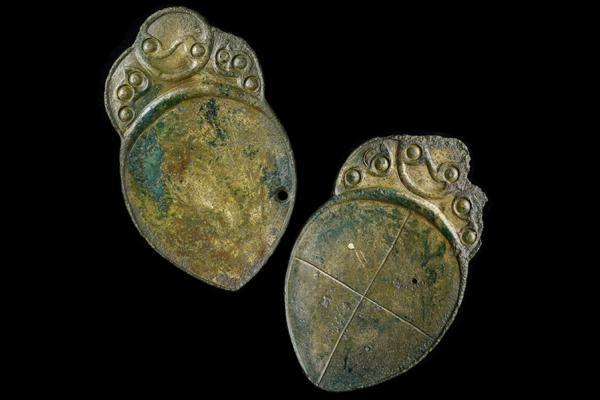 an 1836 p 147 508 509 bronze spoons