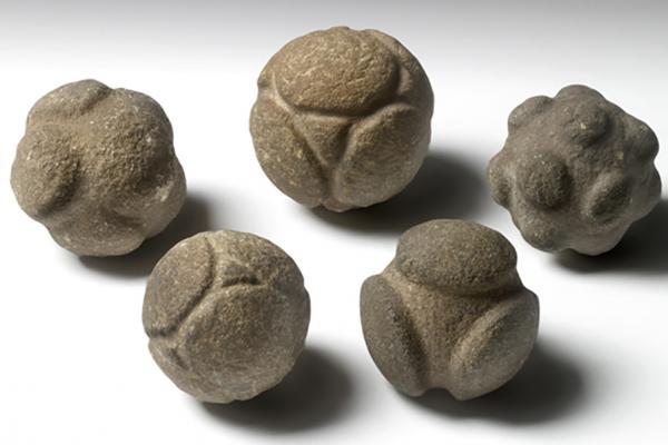 an 1927 2727 2731 stone balls
