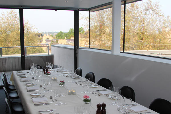 Ashmolean Venue Hire – Boardroom Corporate Hire