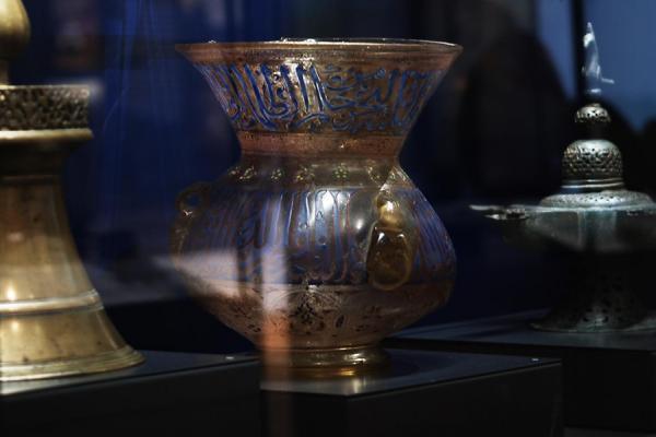 ashmolean islamic middle east