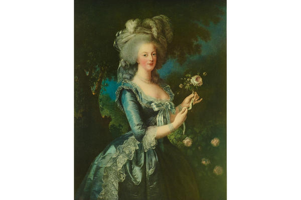 after Elisabeth Louise Vigée-LeBrun, Marie-Antoinette, Queen of France