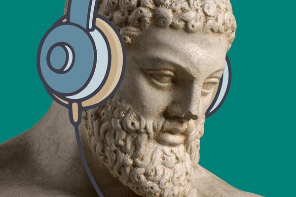 museum secrets podcast icon