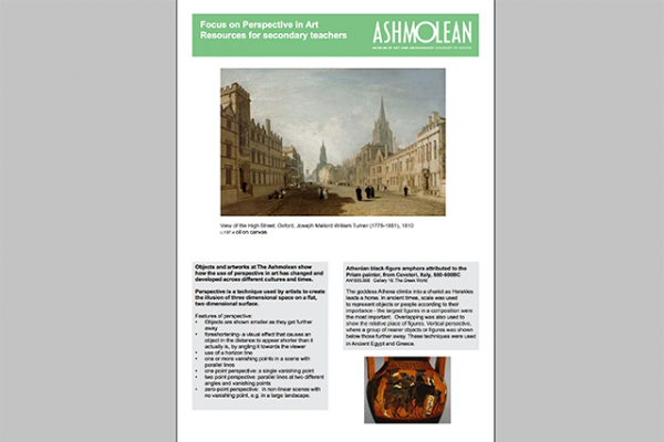 Learn PDF Focus on Perspective in Art
