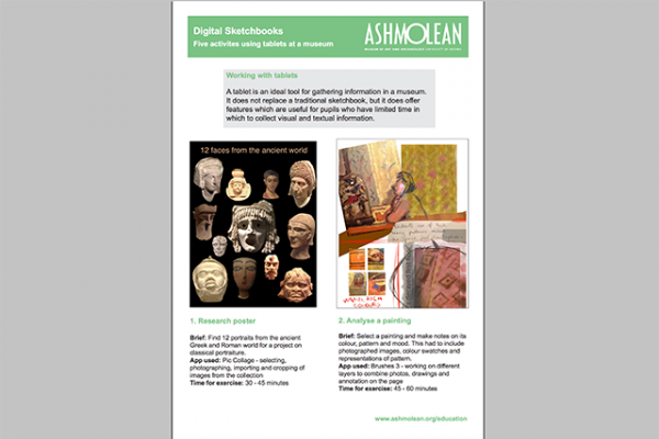 Learn PDF Digital Sketchbooks