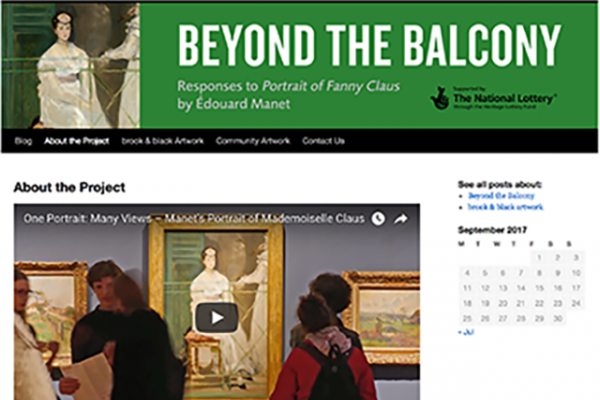 Learn Case Studies and Projects Beyond the Balcony