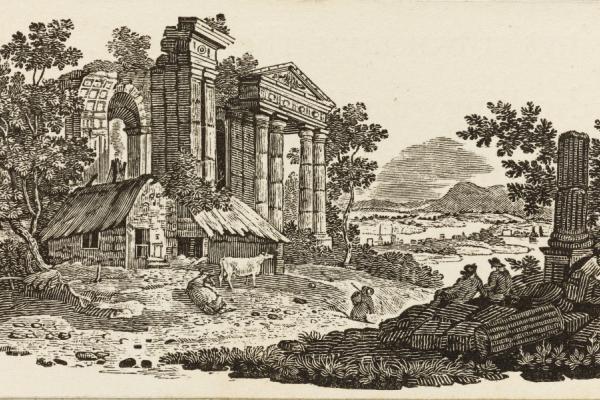 Thomas Bewick, The Traveller