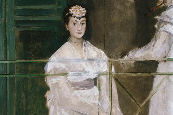 Portrait of Mademoiselle Claus by Édouard Manet, 1868