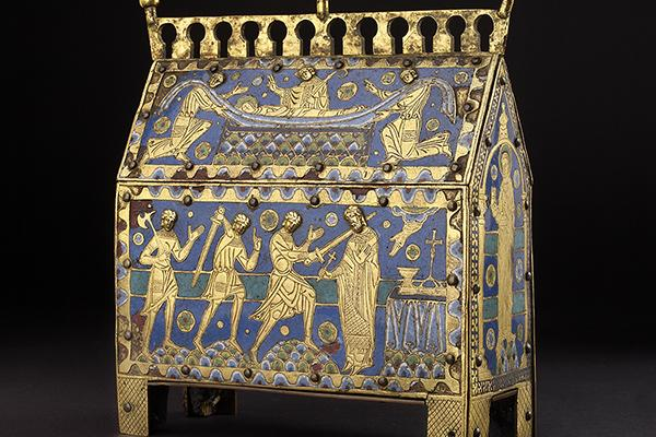 RELIQUARY CASKET OF ST THOMAS BECKET listing image