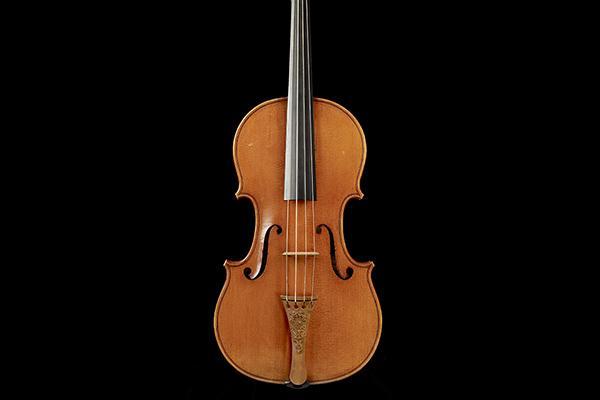 The 'Messiah' Violin