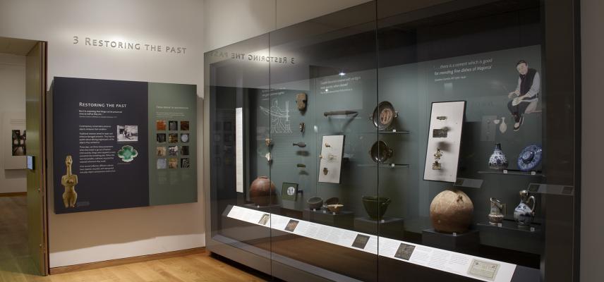 Conservation galleries
