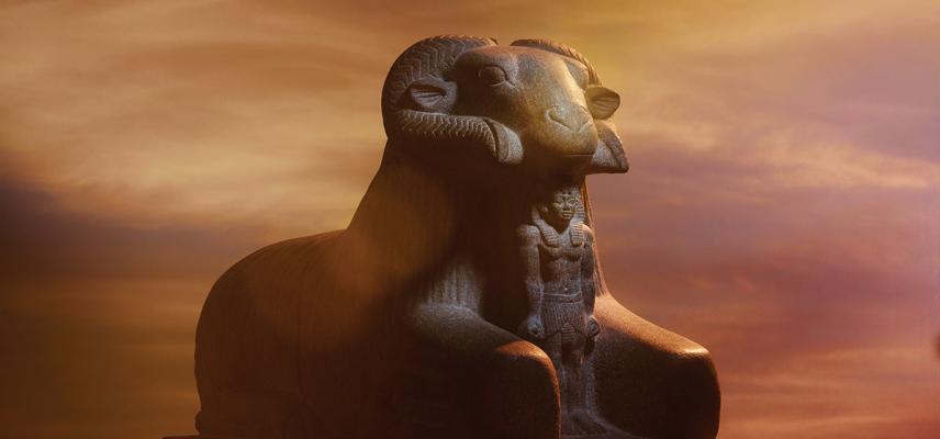 Amun-Re, Ram