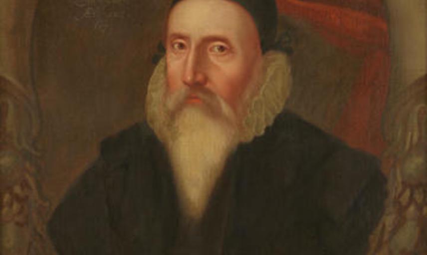 WA1898.18 Anonymous British, John Dee (1527 - 1608)