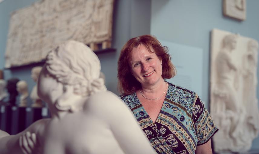 Professor Alison Woollard