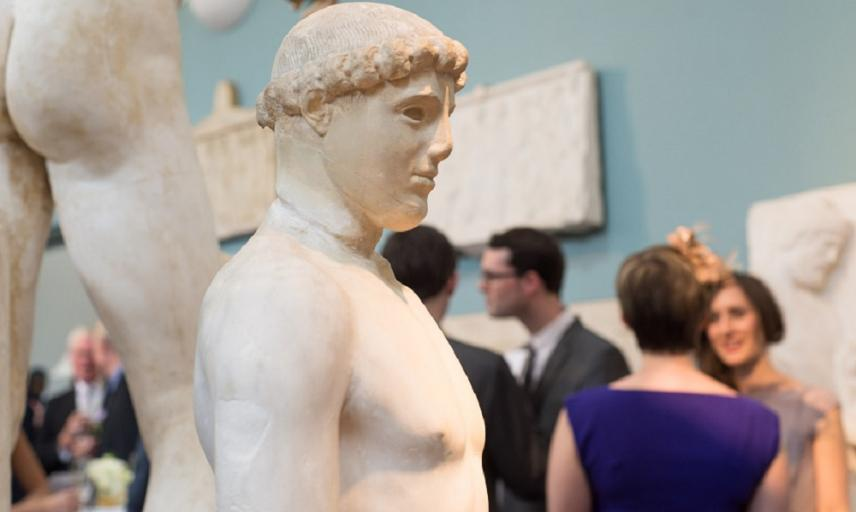Ashmolean Venue Hire – Corporate Event in the Mallett Gallery