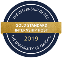Gold Badge Internship office 2019
